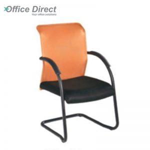 TULLSTA TS-4A visitor office chair with arm-custom colour