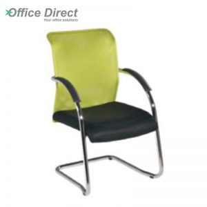 TULLSTA TS-4B visitor office chair with arm-custom colour