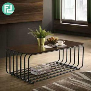 WARITA LH30025 rectangular 120x60cm coffee table- wenge