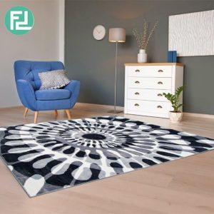 FLURRA 3A machine tufted carpet 190x290cm-custom colour