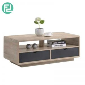HELSINKI 2 drawer coffee table