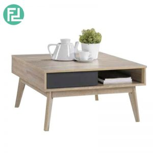 HELSINKI 80cm square coffee table