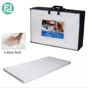 DREAMLAND Premium Rebound Foam Tri-fold Foldable Mattress