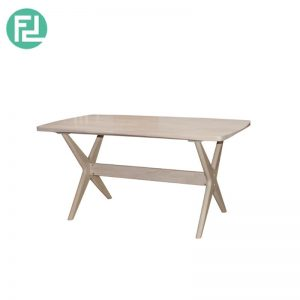 JAPANESE JA-1 dining table-white wash