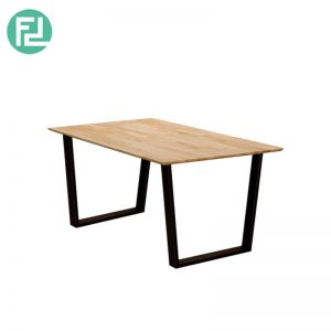 KINGSTON KT-1 dining table 3' x 5'-natural colour