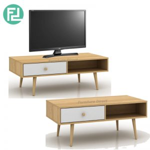 ADELLE living room furniture package-Oak
