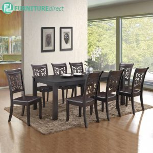 GINCHE dining set 8 seater set