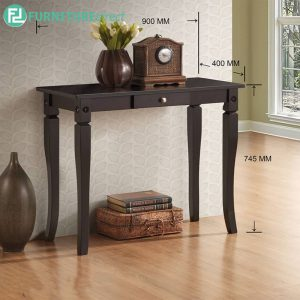 THERBRAD console table-wenge