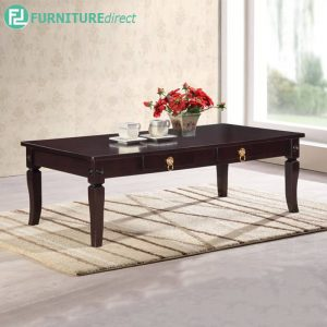 ZAGATES coffee table-wenge