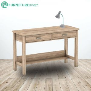 CARREN 4ft study desk console table-2 colors