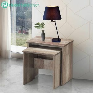 DINLAND Side Table-Wood