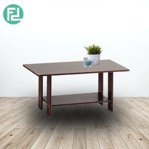 [CLEARANCE] HOUSTON 3 feet coffee table-Capuccino