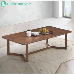 MADISON 4ft rectangular solid wood coffee table