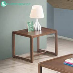 LAUPRISE end table-walnut