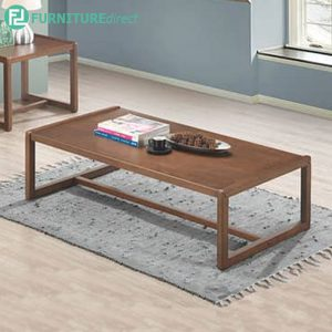 LAUPRISE coffee table-walnut