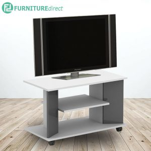 [CLEARANCE] 7271 3 feet TV cabinet