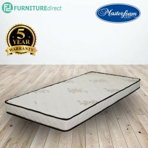 MASTERFOAM sleep zee super single size 5inc mattress