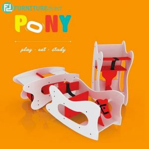 PONY 3 in 1 multi functional baby high chair