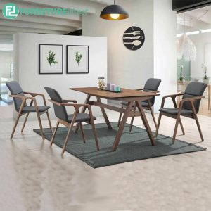 VICBO CLEGATE dining set 4 seater