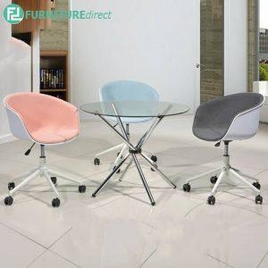 SANDBACH office chair and table