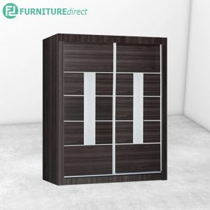 2804 sliding wardrobe - Cappuccino