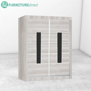 2803 sliding wardrobe - Natural