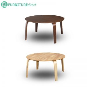 BOMBAY coffee table - Full Solid Rubberwood
