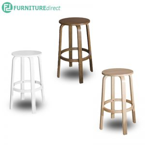 "I Barstool - H29"" Full Ruberwood"