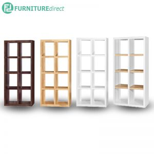 POLO Display Rack - Full Solid Rubberwood