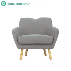 WAGON 1 seater sofa- 3 colors