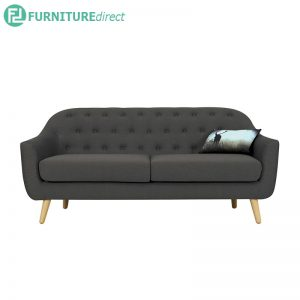 SENKU 2 seater sofa- 3 colors