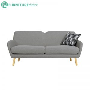 WAGON 3 seater sofa-3 colors