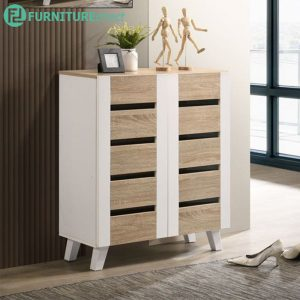 SIERRA 2 door shoe cabinet