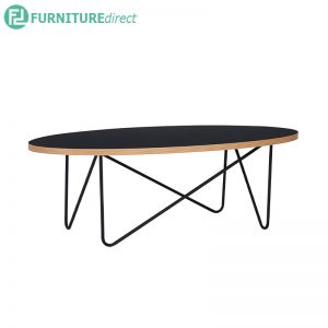 NARESH (Oval 120cm) Coffee Table