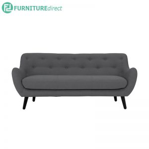 ALFA 3 seater sofa - 3 colors