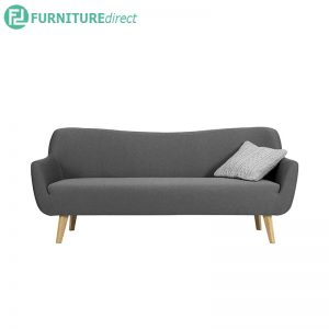 CLARUS 3 seater sofa - 3 colors