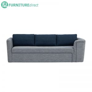 GREIZ 3 seater sofa - backrest cushion- 2 colors