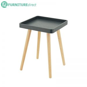 GATLAND (Square 36cm) Side Table (EXPIRING) - 3 colors