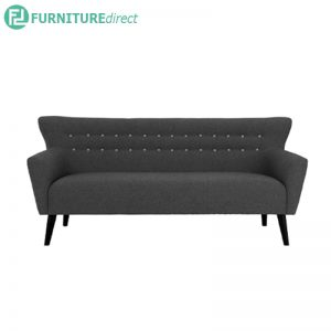 ECLIPSE 3 seater sofa - 2 colors