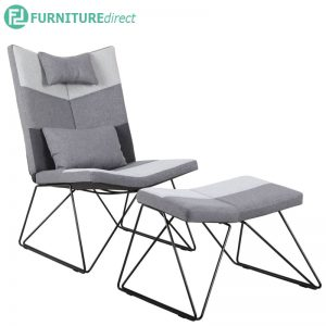 CX-4152 relaxing chair with foot stool