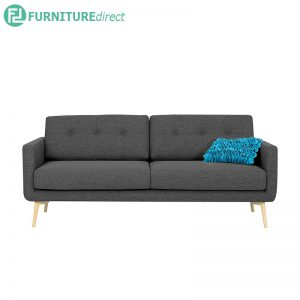 STREAM 3 seater sofa - 3 colors