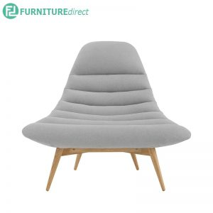 Loyale Lounge Chair - 2 colors