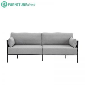TREDIA 3 seater sofa - 2 colors