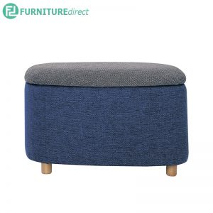 Daytona Ottoman with storage - 2 colors - 2 size (large and small)