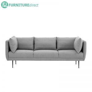 SUPRA 3 seater sofa - 2 colors