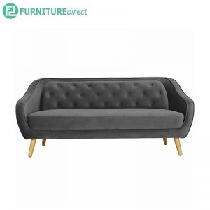 ESCORT 3 seater sofa - 2 colors