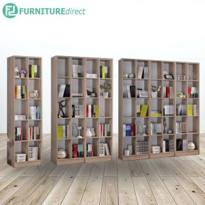 DS6153 modular bookcase