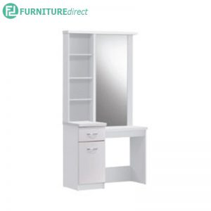 DT-1109 multi storage dressing table with mirror