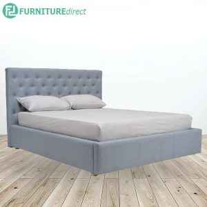 DUSTIN king size premium bed frame
