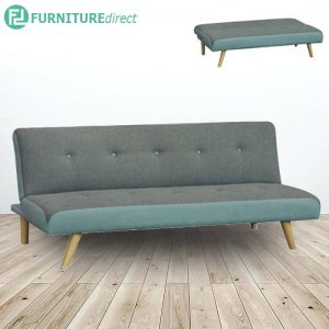 SB509 3 seater fabric sofa bed